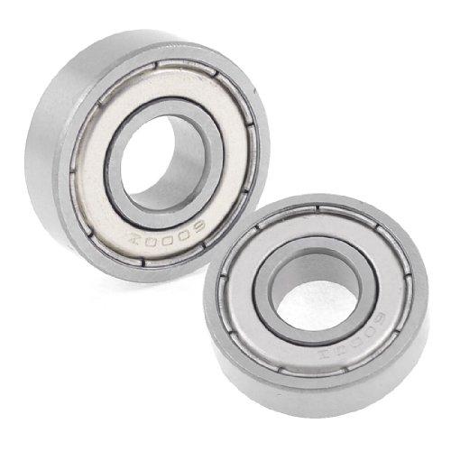 8mm Sealed Ball Bearings - 3