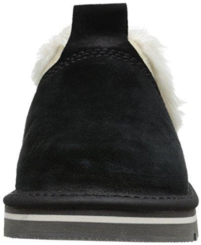 Sorel Di Nero Delle Pantofole Aprire Donne 010 Nuovo Le Newbie nero 1pEqIxZx
