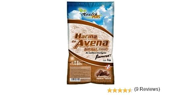 HARINA DE AVENA 1 Kg CHOCOLATE: Amazon.es: Belleza