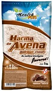HARINA DE AVENA 1 Kg CHOCOLATE: Amazon.es: Belleza