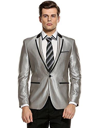 Coofandy+Men%27s+Casual+Suit+One+Button+Blazer+Solid+Sport+Coat+Jacket