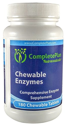 Chewable Enzymes for Digestive Enzyme Therapy