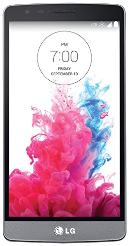 LG G3 Vigor LS855 Sprint (Locked) No-Contract 4G LTE Android Smartphone w/ 8MP Camera - Metallic Black