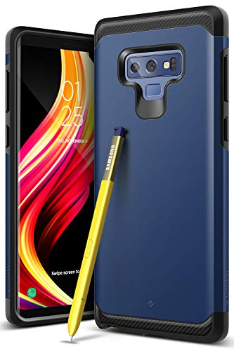 Caseology Legion for Galaxy Note 9 Case (2018) - Reinforced Protection - Ocean Blue