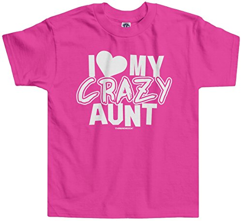Threadrock Little Girls Toddler T Shirt product image