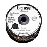 Taulman 3D T-Glase Polyester Resin Filament 1.75mm...