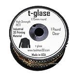 Taulman 3D T-Glase Polyester Resin Filament 1.75mm...
