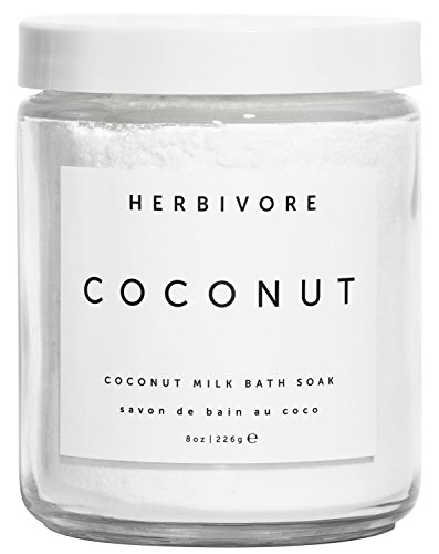 Skin Softening Milk Bath - Herbivore Botanicals - All Natural Coconut Milk Bath Soak (8 oz)