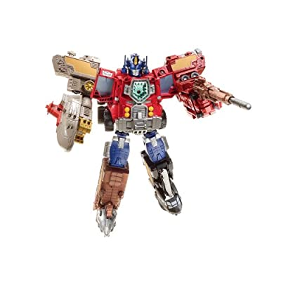 Transformers Optimus Prime Action Figure Platinum Edition by Transformers