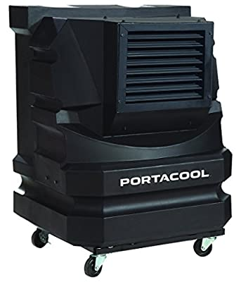 Portacool PAC2KCYC01 Cyclone 3000 Portable Evaporative Cooler with 700 Square Foot Cooling Capacity