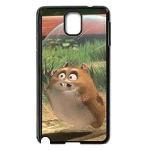 Samsung Galaxy Note 3 Cell Phone Case Black Disney Bolt Character Rhino 004 YB4935356