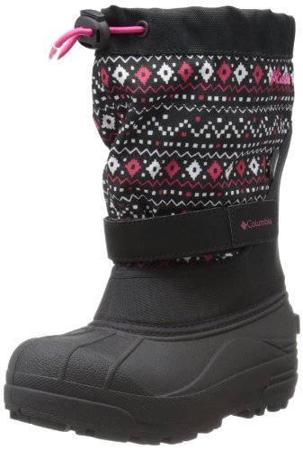 Columbia Powderbug Plus II Print Waterproof Winter Boot