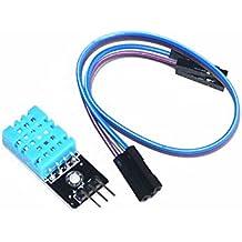 Refaxi DHT11 Digital Module Humidity Temperature-Sensor-FREE CABLE Arduino Raspberry PI