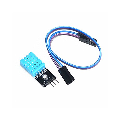 Price comparison product image Refaxi DHT11 Digital Module Humidity Temperature-Sensor-FREE CABLE Arduino Raspberry PI