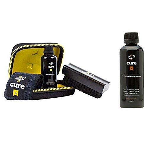 The Art of Crep Protect Cure Shoe Cleaning Travel Kit and Cleaning Refill Bottle + JC44302 by crep cure