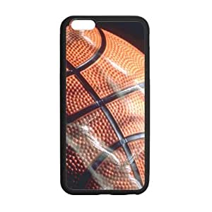 "super shining day Basketball Art Pattern Special Apple iPhone 6 Plus 5.5"" TPU Material Durable Back Case"