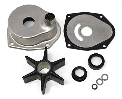 SEI MARINE PRODUCTS-Compatible with Mercruiser Alpha One Generation II Water Pump Kit 1991-Current