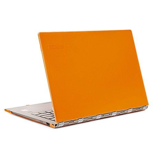 mCover Hard Shell Case for 13.9 Lenovo Yoga 920 (NOT Fitting Yoga 900/910) multimode Laptop Computer (Orange)