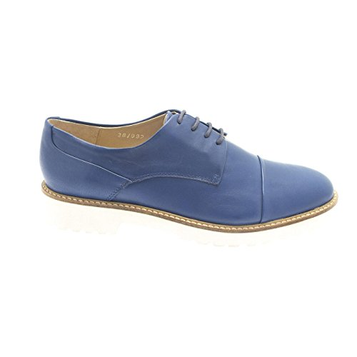 BPRIVATE Women's Loafer Flats Blue