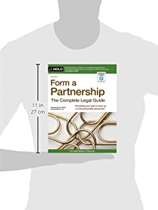 Form a Partnership: The Complete Legal Guide from NOLO
