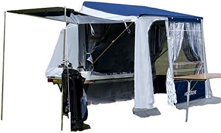 Remolque Camping Petit Azul: Amazon.es: Coche y moto