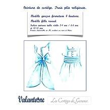 Patrons de ceintures 3 plis pour enfants d'honneur (French Edition)