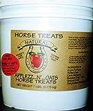 DPD APPLEZZ N-Oat Horse Treats - 1692 APPLEZZ N-Oats 7# Treat