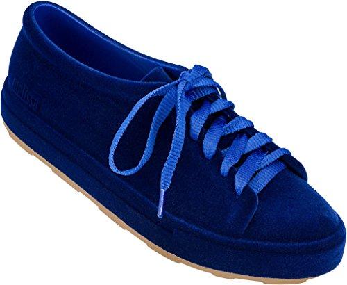 Melissa Shoes Womens Be Flocked Blue Indigo ssTRD