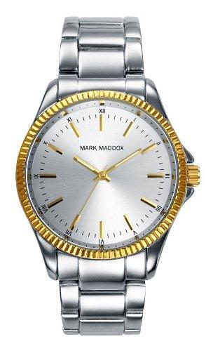 Watch Mark Maddox Timeless Luxury Hm0003-17 Men´s Grey