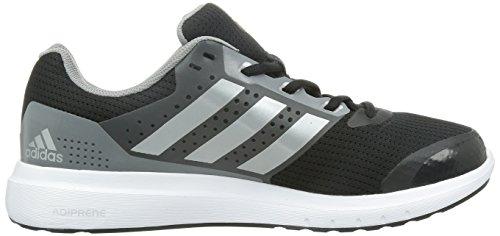 adidas Duramo 7 M - Zapatillas de running para hombre Negro / Gris / Plata