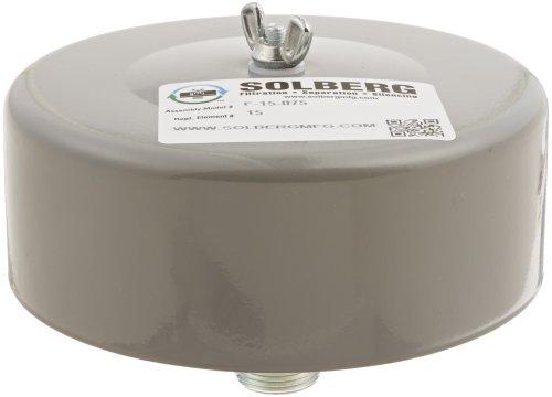 Solberg F-15-075 Inlet Filter, 3/4