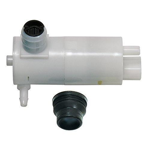 2014 Dodge Dakota Hood - ACDelco 8-6737 Professional Windshield Washer Pump