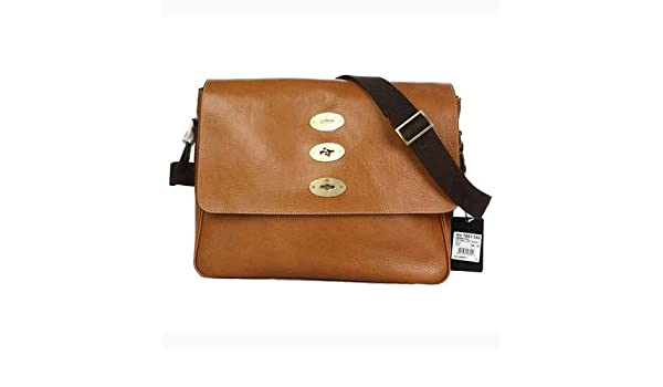 0004ca522bf9 Amazon.com   Mulberry Bag Brynmore Messenger Oak   Cosmetic Tote Bags    Beauty