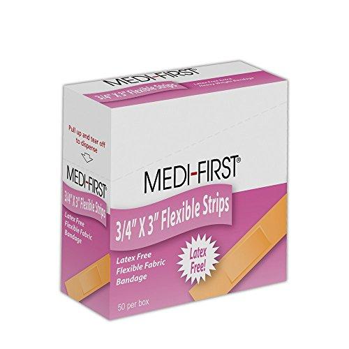(Medique MP67550 Medi-First ¾