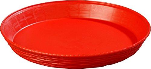Carlisle 652605 WeaveWear Round Serving Basket, 12