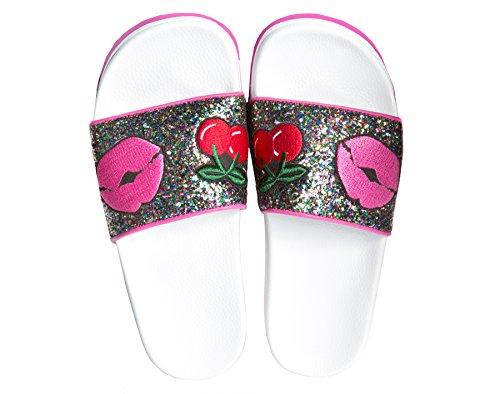 Slydes Hacienda Multi Women's Slider Sandals