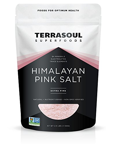 Top 10 recommendation himalayan unprocessed sea salt for 2019