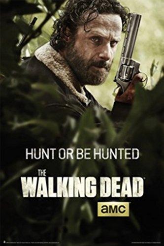 Walking dead rick gun
