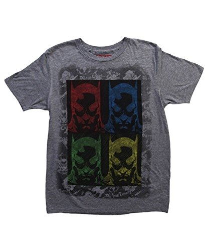 justice+league Products : Batman Colors Justice League DC Comics Super Hero Superhero Mens Adult Graphic T-Shirt Tee Apparel