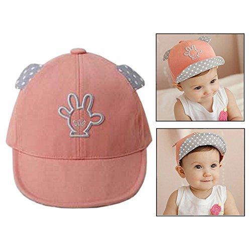Itian Baby Sun Hat Basebal Kappe Baby Kind Mütze Schildmütze Strandhut Hut Mütze Fischerhut