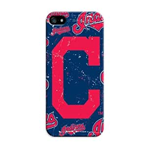 LarryToliver Customizable Custom Made Baseball Cleveland Indians iphone 5/5s Cases Hard Cover Case ? For Your Phone hjbrhga1544
