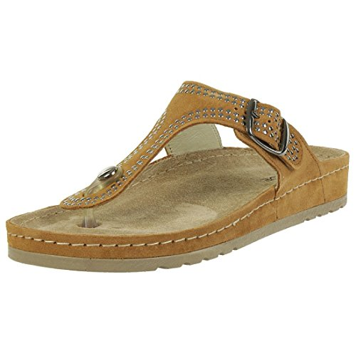 Rohde Shoes Brown Brown 70 Riesa Summershoes Women's 5810 q17xwH6qTA