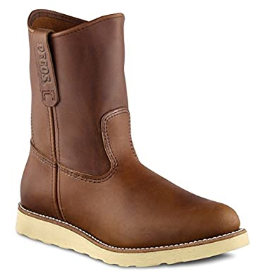 9-inch Pull-On Boot: 866 Oro-iginal