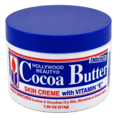 (Hollywood Beauty Cocoa Butter With Vitamin- E 7.5 Ounce (221ml) (6 Pack))