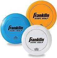 Franklin Sports Disc Golf Target - Portable - Sturdy Metal Chains