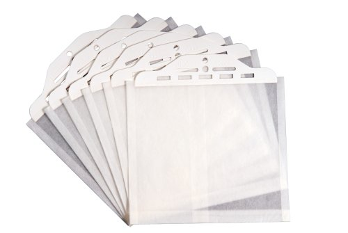 Sunbeam RP36 Rocket Grill Parchment Pouches, 36-Pack