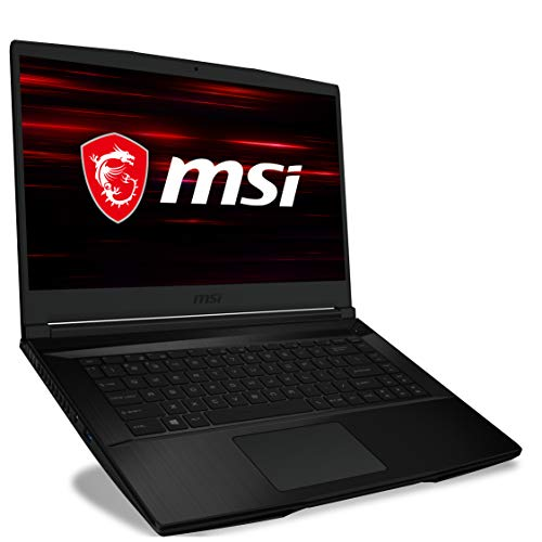 🥇 MSI GL63 8SC-059 15.6″ Gaming Laptop