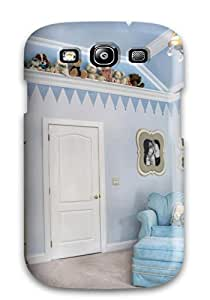 4667341K34102807 New Style Creative Shelving In Baby Boy Nursery Premium Tpu Cover Case For Galaxy S3