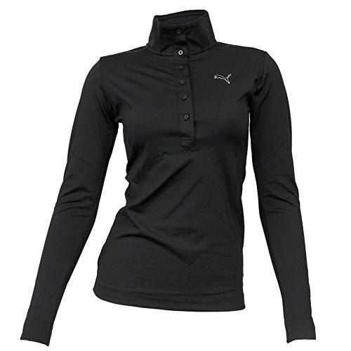[(プーマ) PUMA] レディース ゴルフ スタンドカラーシャツ 902306