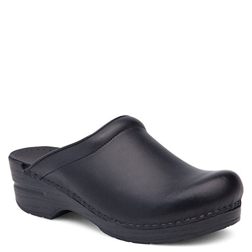 Dansko Women's Sonja Black Box 39 European by Dansko